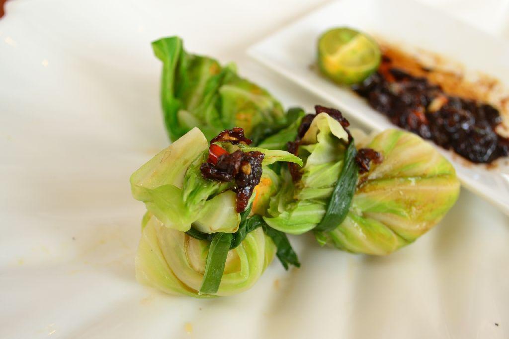 Vegetable Siomai Recipe