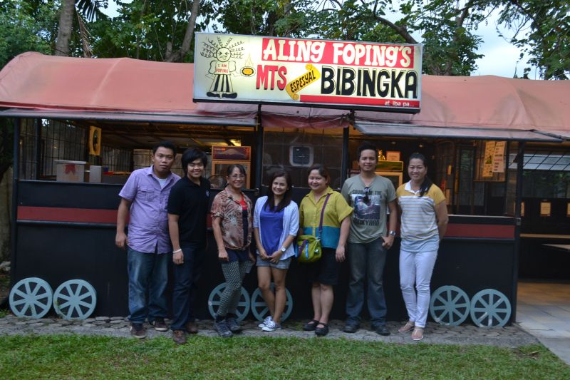 Aling Foping's Halo Halo Food Blog Philippines - Food destinations and recipes