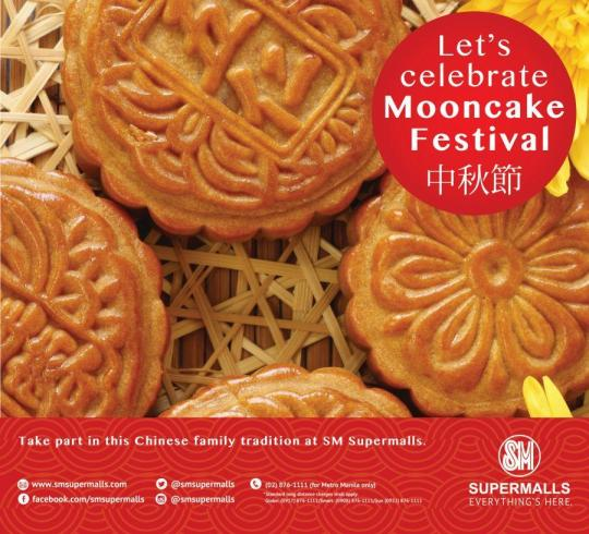 Chinese Mooncake Festival 2013