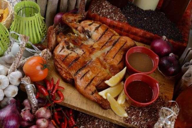 Periperi Charcoal Chicken Whole Chicken