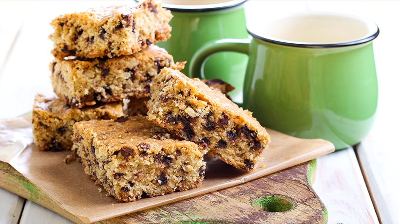 Oatmeal Chocolate Snack Cakes