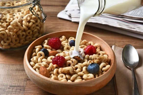 Alternative Healthy Snacks - Breakfast Cereal