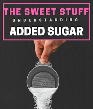 The Sweet Stuff - Understanding Added Sugar