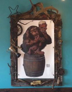 Strangeways Monkey