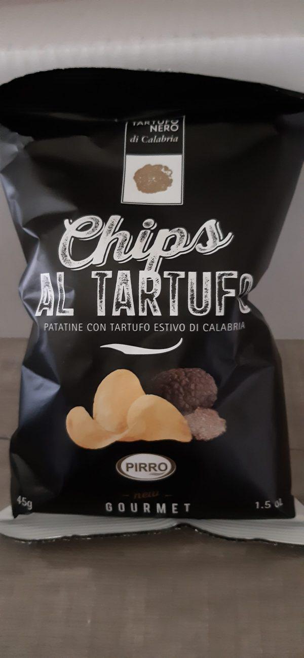 Chips al tartufo estivo di calabria