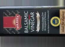 What Using Balsamic Vinegar
