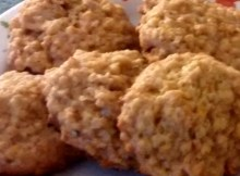 Quick Oaty Biscuits Recipe Mini Oven