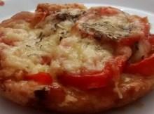 Mini Cheese Tomato Tartlet