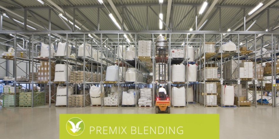 Premix Blending NL FoodCompounds