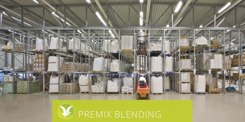 Premix Blending NL FoodCompounds