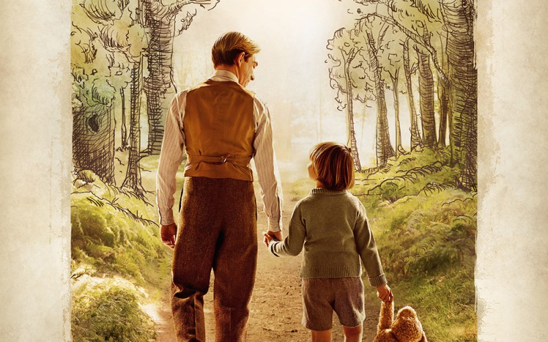 Goodbye Christopher Robin – exploring one of the film's poignant themes