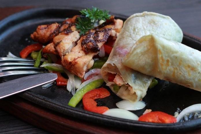 Skillet Chicken Fajitas Recipe