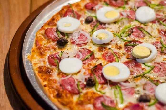 The Classic Portuguese Pizza