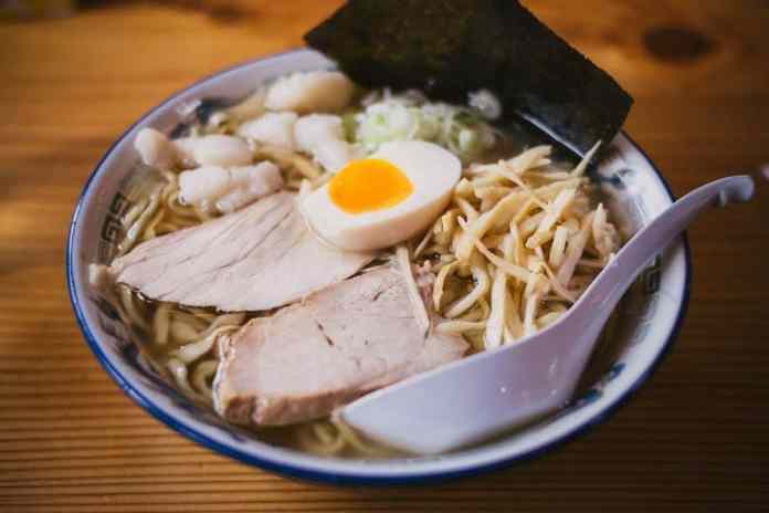 Eat like yours in Japan in your home!
