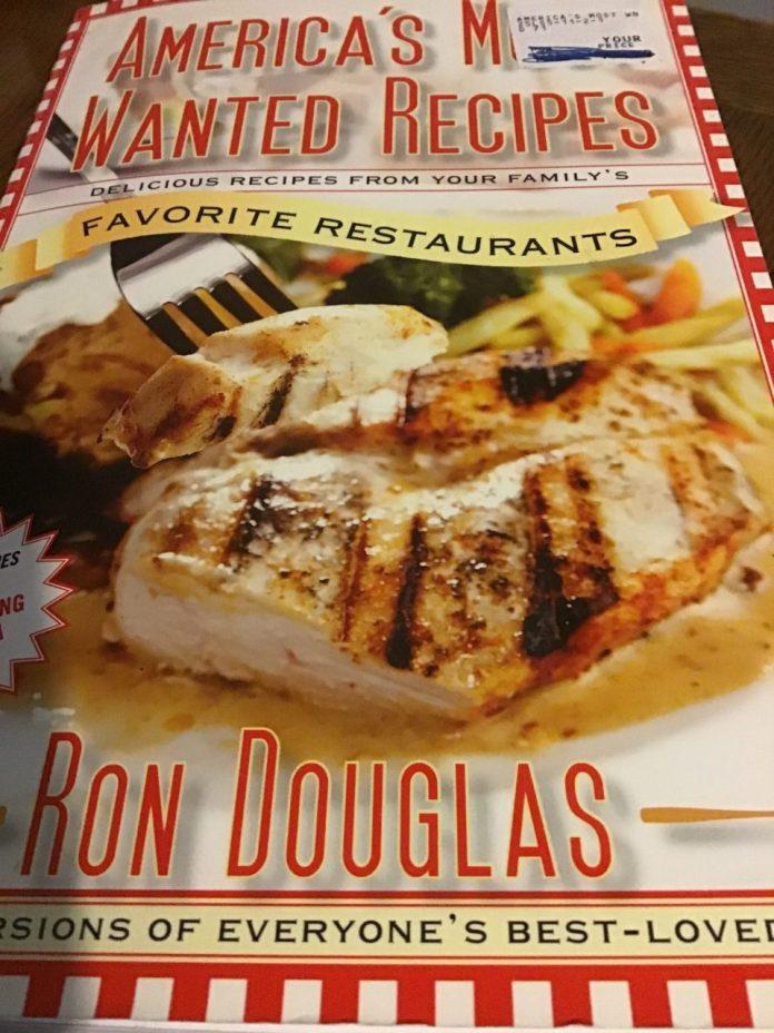 America's favorite restaurant dishes
