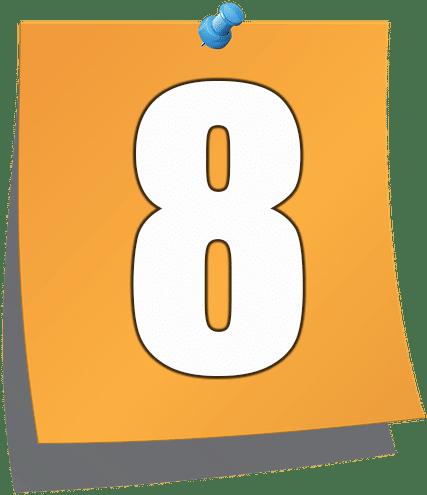 Number8