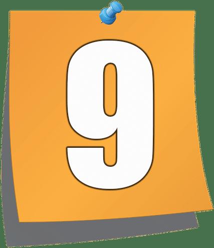 Number9