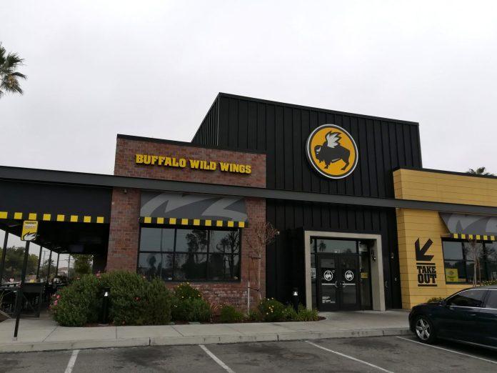 Buffalo Wild Wings in Carson