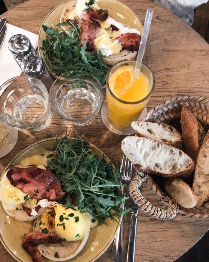 The best places to go for brunch!