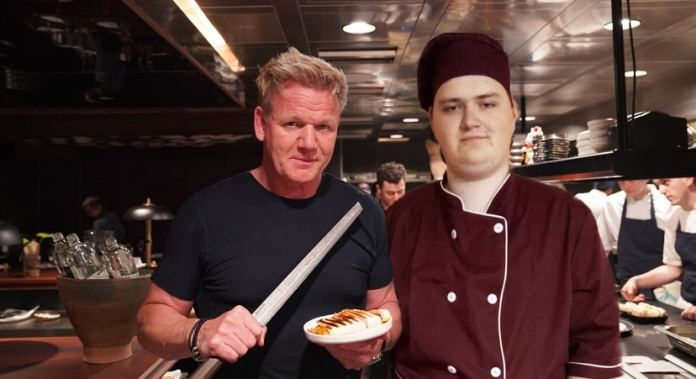 Restaurant Hotshots: Gordon Ramsey