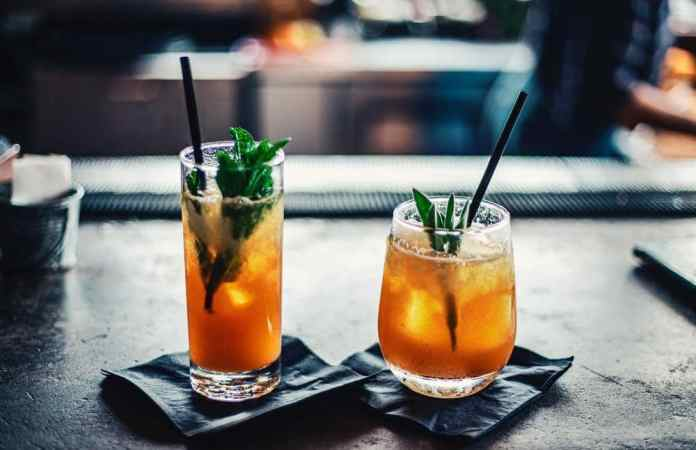 Non-Alcoholic Moscow Mule