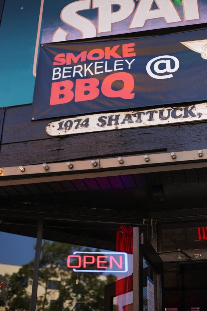 Smoke Berkeley BBQ, serving sustenance with a home cooked meal