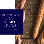 How to make pull-apart bread