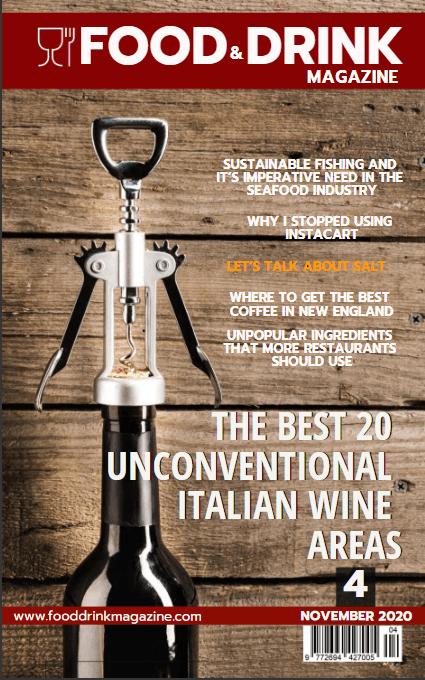 Food Drink Magazine Issue 4 November 2020