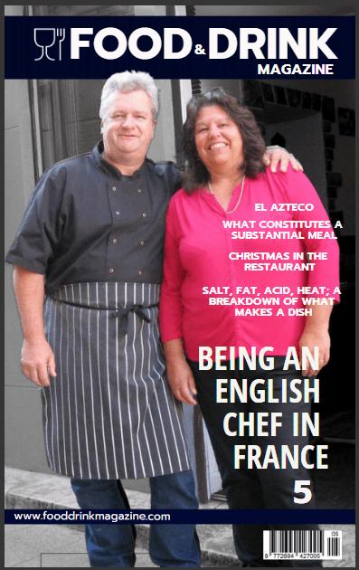 Food Drink Magazine Issue 5