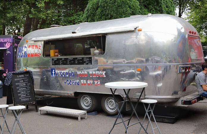 Food truck J1