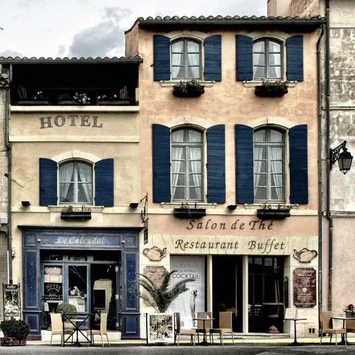 A Reopening Plan for French Restaurants?