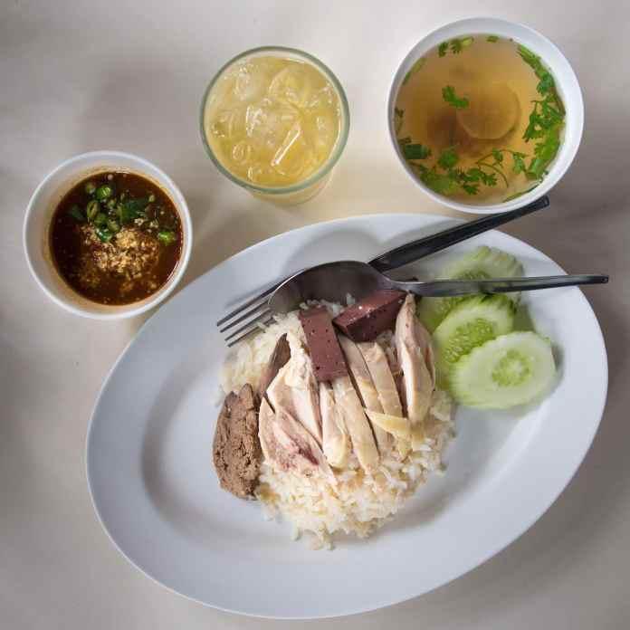 Khao Man Ghai