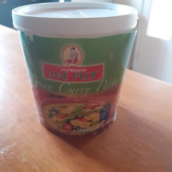 Recipe Thai Chicken in Green Curry