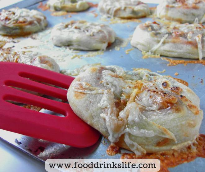 Fun with Pizza Dough: Mini Calzones | Food Drinks Life