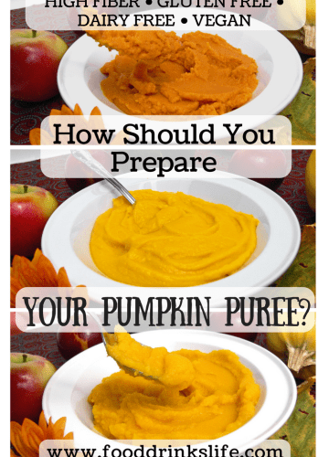 The Perfect Pumpkin Puree: Slow Cooked vs. Roasted | Food Drinks Life