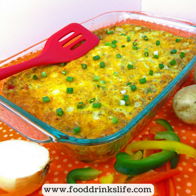 Breakfast Casserole: Freezer Friendly or Feed a Crowd | Food Drinks Life