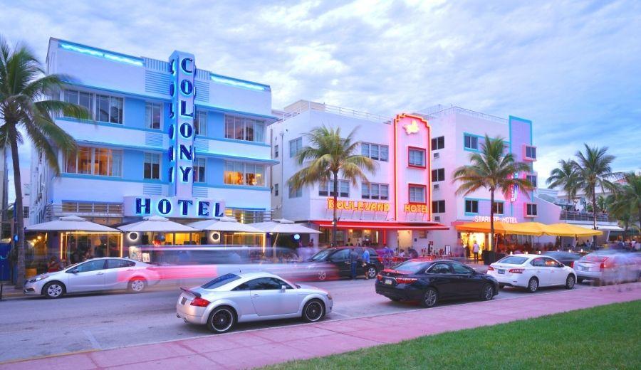 Come rilassarsi e divertirsi a Miami.