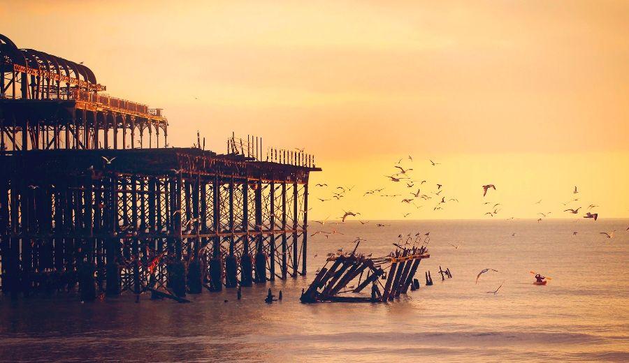 Brighton: ecco perchè i londinesi la amano