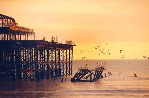 Voglia di mare, ma sei a Londra? Vai a Brighton!