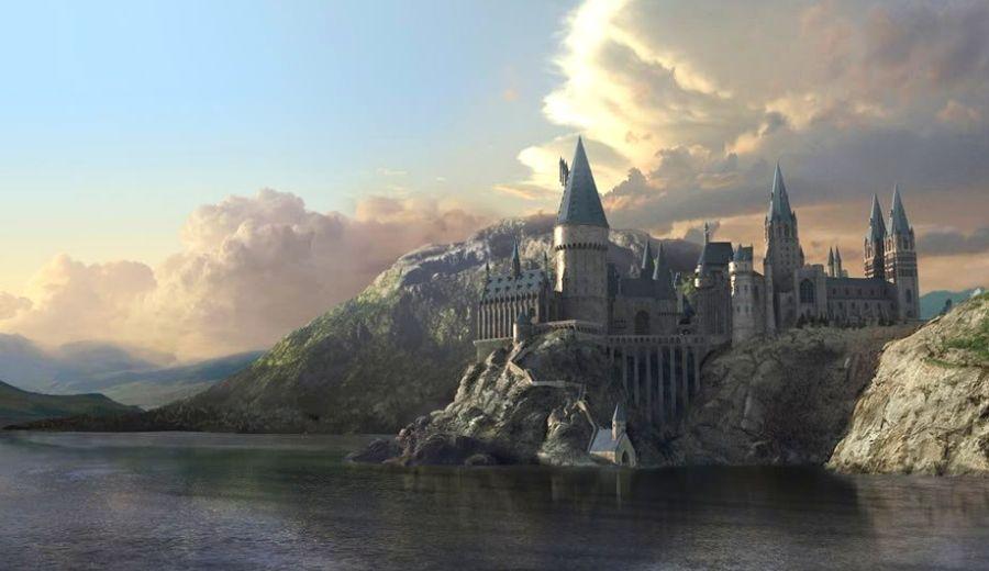 Livorno si trasforma in Hogwarts