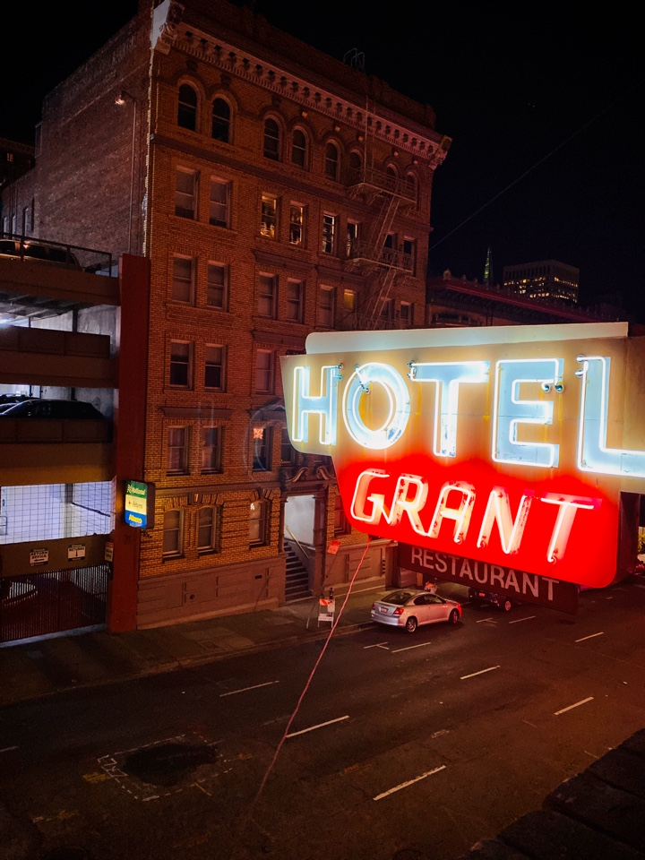 grant hotel, san francisco