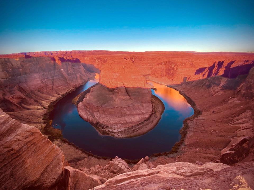 horseshoe bend | Page