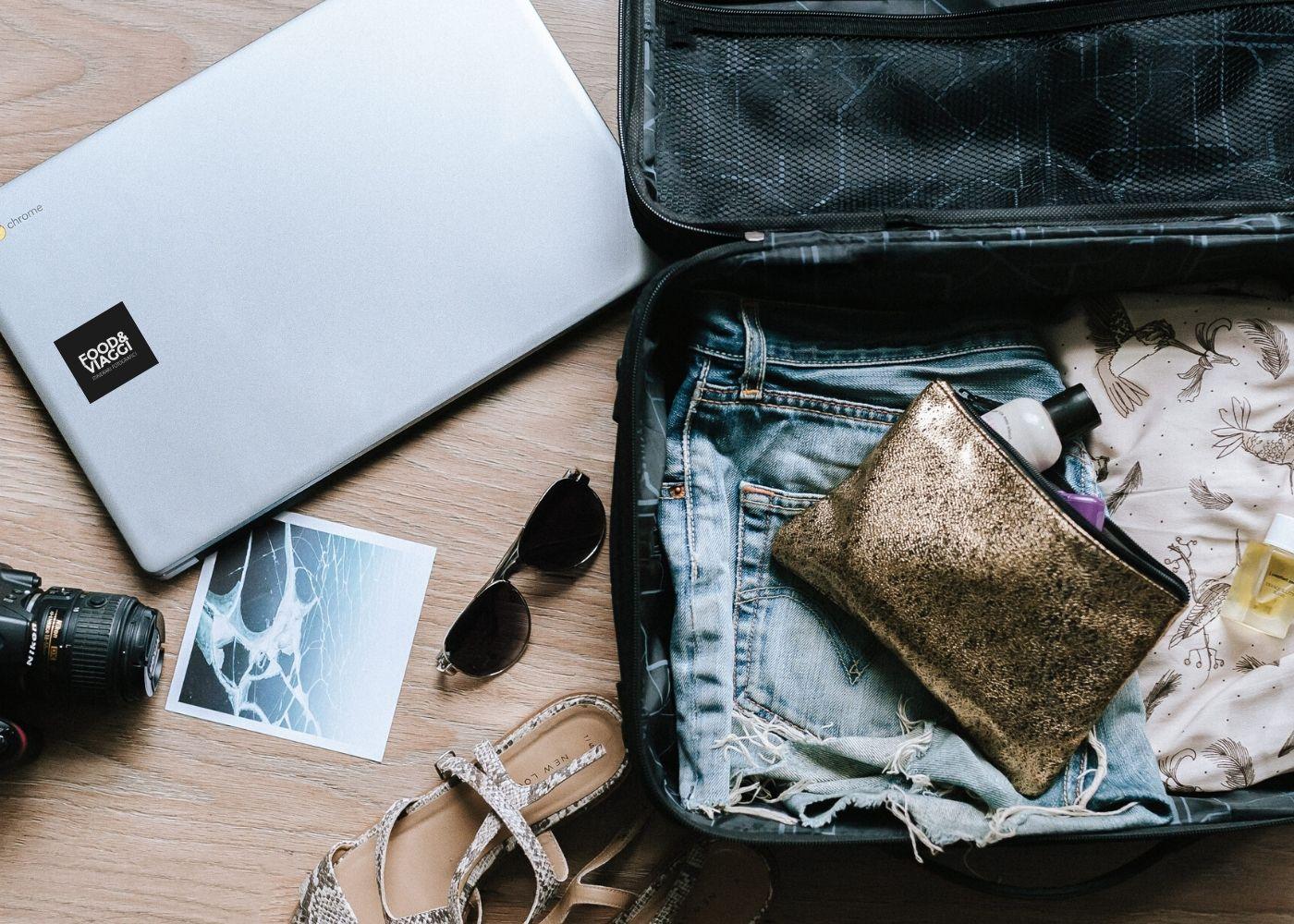 Viaggiare organizzati: la nostra lista di cose da mettere in valigia