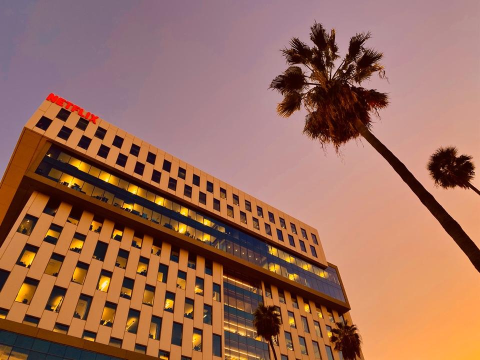 Santa Monica Los Angeles Netflix