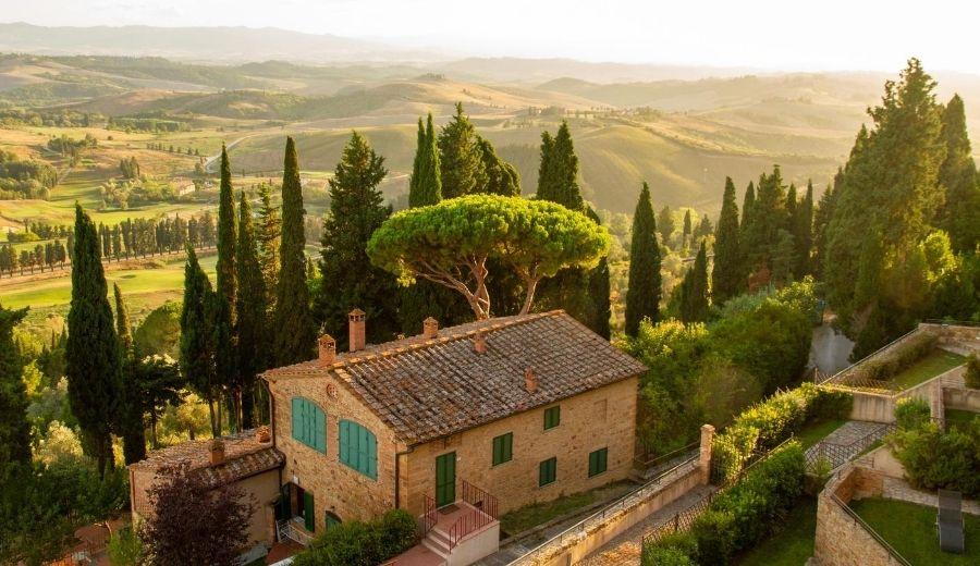 Toscana Resort Castelfalfi: il bello di vivere sostenibile