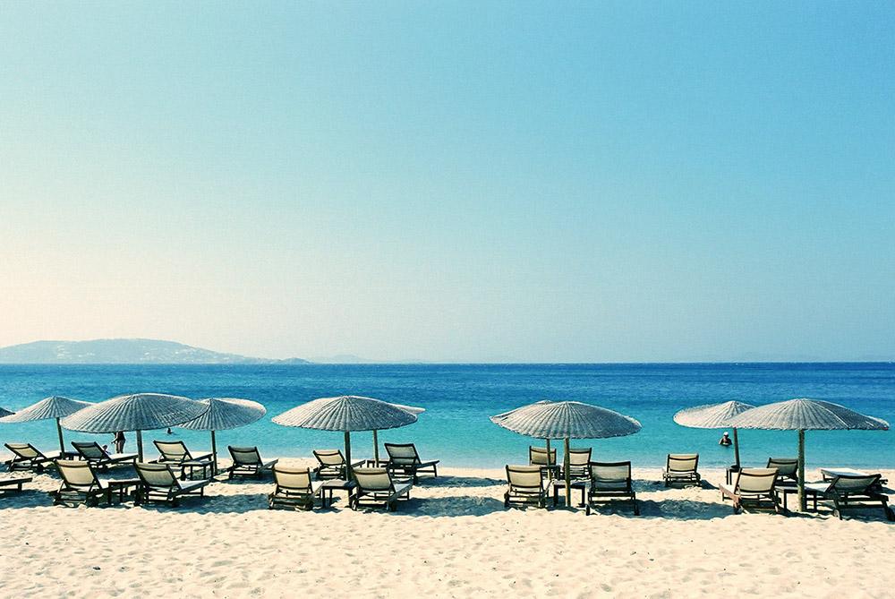 Santorini: guida alle spiagge più belle
