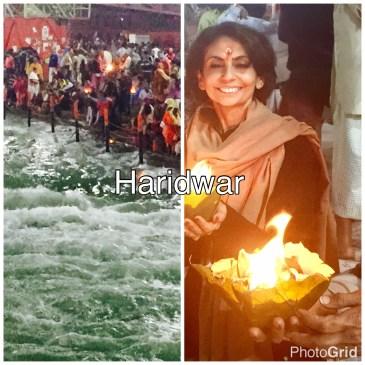 A Day in Haridwar