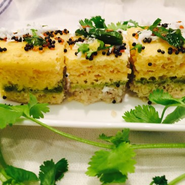 Khaman dhokla archives food fitness beauty and more sandwich dhokla with dosa batter forumfinder Image collections
