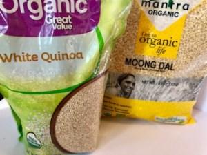 Quinoa Moong Khichri
