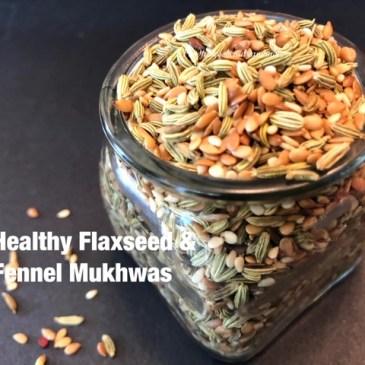 Flax Seed Mouth Freshener/Mukhwas-Multi Seed Mukhwas